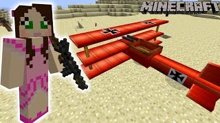 Minecraft: THE PLANE DISASTER MISSION - The Crafting Dead [21]