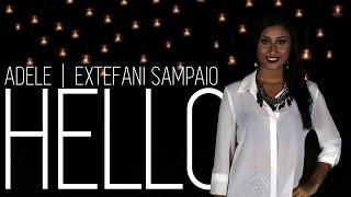 Download Hello - Adele (Cover Extefani Sampaio With Lyrics) (Tradução) MP3 song and Music Video