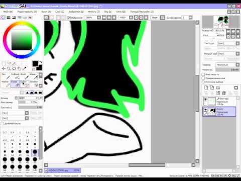 Делаем арт с помощью манекена 2 ( делаем причёску).