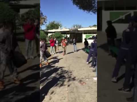 The Backpack Challenge Palmdale High School