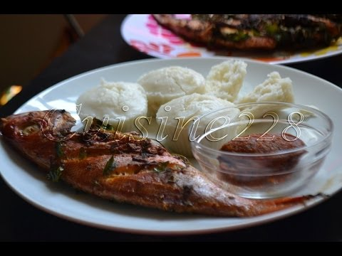 Recette du Ablo ~ abolo (cuisine togolaise)