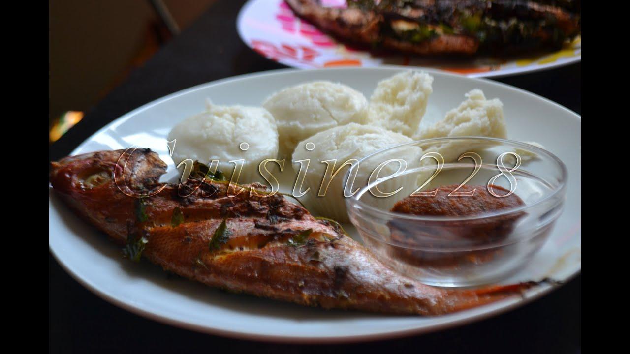 Recette du ablo abolo cuisine togolaise youtube - Cuisine ayurvedique recettes ...