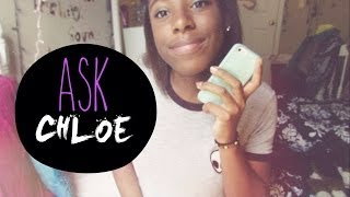 MY FIRST KISS?|| Ask Chloe! ♡ Thumbnail