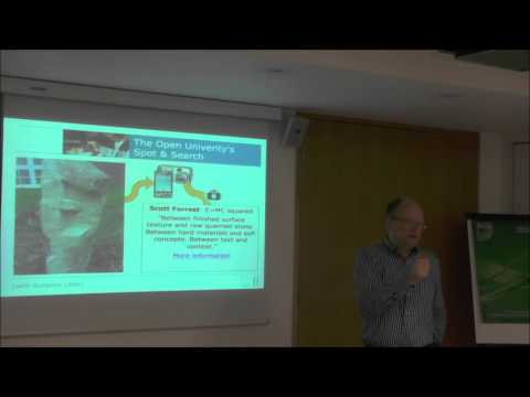 BCS APSG 2016 04 14 Professor Stefan Rüger Visual Mining - Interpreting Image and Video