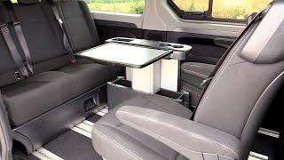 New 2020 Renault Trafic Spaceclass   Detailed Walkaround (Exterior, Interior)