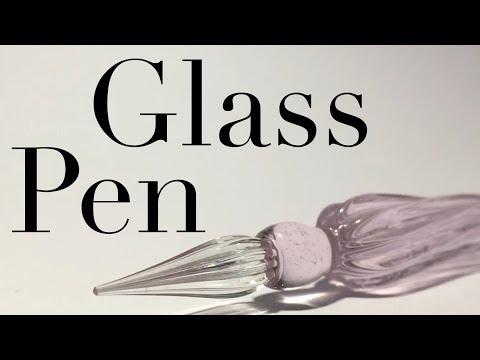 Glass Dip Pen From Ebay ($2.80)