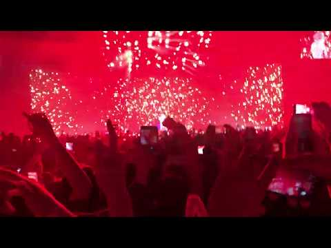 Solo De Mi - Bad Bunny || X 100PRE Tour || Movistar Arena - Cancha General, Chile 2019