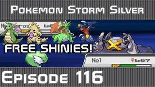 Pokémon Sacred Gold & Storm Silver - Episode 116 Shiny Metagross, Dragonite, Salamence, Garchomp and Tyranitar