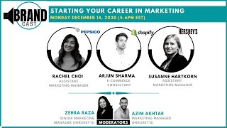 Starting Career in Marketing   Final Video