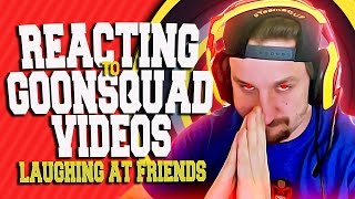 HAM REACTS TO OLD GOONSQUAD MEMBERS VIDEOS