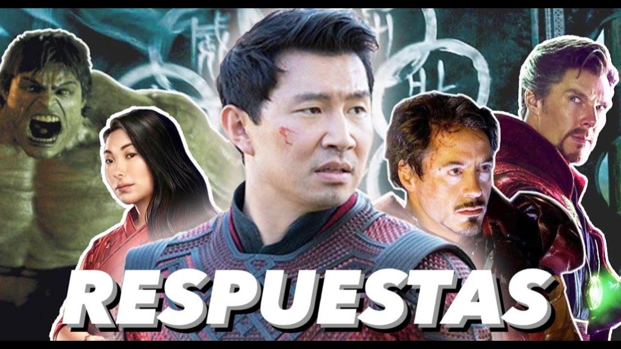 💥RESPUESTAS💥 Mysterio en No Way Home, Clea en Dr Strange 2, Secuela de Shang Chi