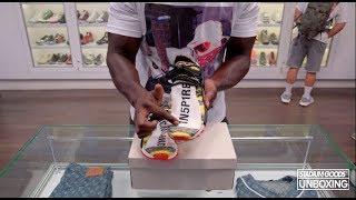 "UNBOXING: Pharrell x adidas NMD Hu Tr  ""Solar Pack"""