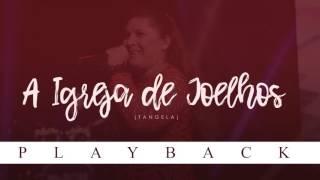 Luzia Costa - A Igreja de Joelhos (CD Boas Notícias PLAYBACK)