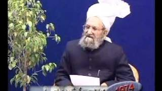 1974 Pakistan National Assembly Ahmadiyya Discussion Part 12