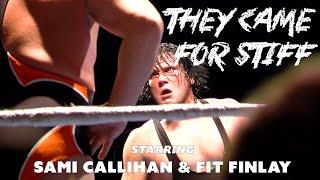 They Came For Stiff // A Sami Callihan Documentary
