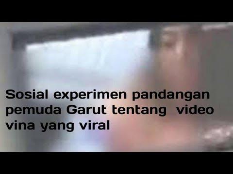 Kocak! Sosial Experimen Pandangan Orang Garut Terhadap Video Vina Yang V...