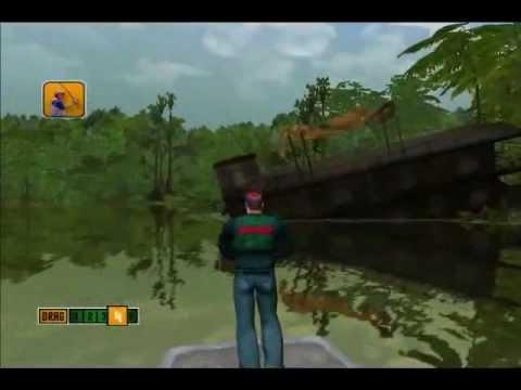 Rapala Pro Fishing Amazon-Tucunaré Açu
