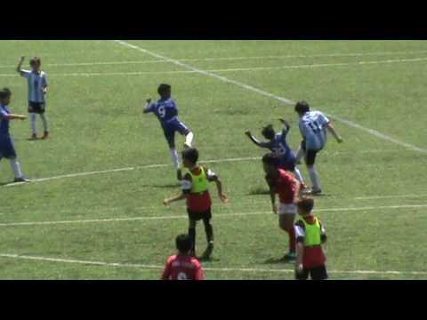 2017_JSSL7's_Singapore (U10): Chelsea FC Soccer School Indonesia (2) VS Chadwick International (0)