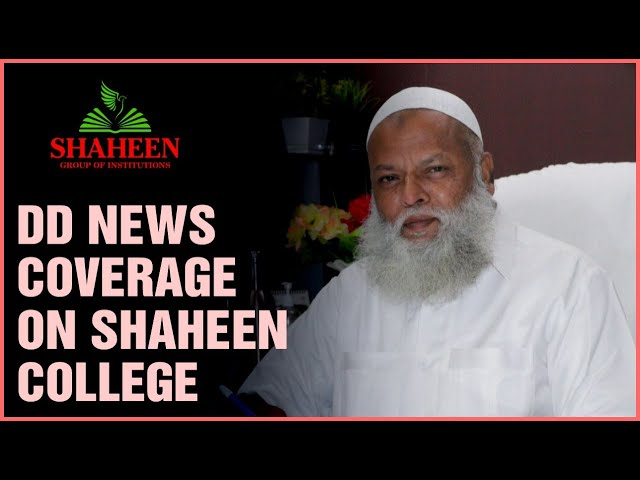 DD News Coverage on Shaheen College | Shaheen Covid Center | Bidar  | Motivational