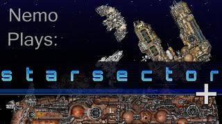 Nemo Plays: Starsector (Season 4) #20 - Resourceless Asharu