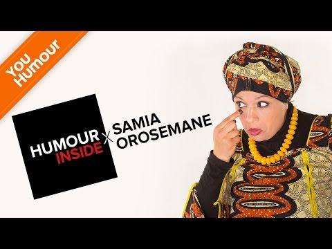 HUMOUR INSIDE - Samia Orosemane