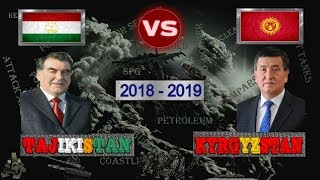 Tajikistan vs Kyrgyzstan - Army / Military Power Comparsion 2018 - 2019