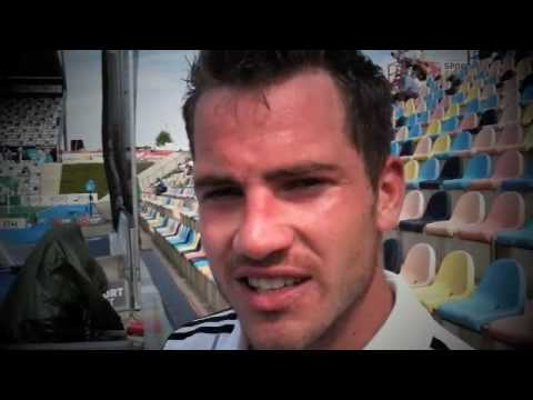 James Tindall, Champions Trophy 2010 - Gryphon Life