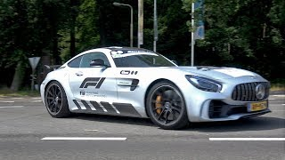 2018 Mercedes-Benz AMG GT R F1 FIA Safety Car - Lovely Sound!
