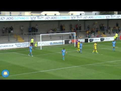 Inside Plainmoor - Torquay United Vs Southport FC Highlights 16/08/14