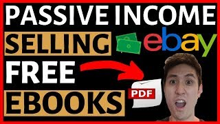 In this video, i cover the entire process of selling free ebooks on ebay starting with how to get (new) ebooks, exactly list them ebay, and even st...