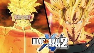 XENOVERSE 2: LA NASCITA DEI 2 SUPER SAIYAN DELLA LEGGENDA! - #6 Dragon Ball Xenoverse 2 ITA