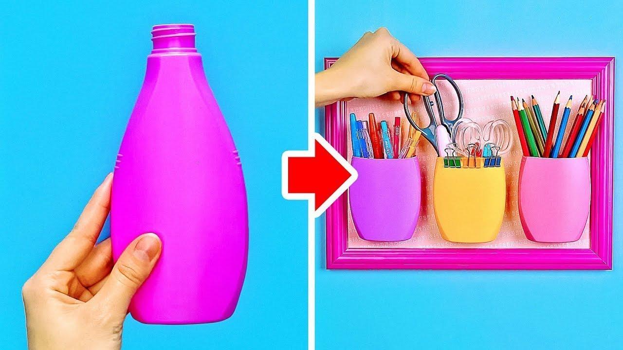 39 idee e trucchi fai da te per organizzare le cose for Cose fai da te