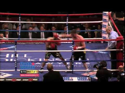 Frankie Gavin vs Curtis Woodhouse