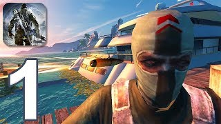 Sniper: Ghost Warrior - Gameplay Walkthrough Part 1 (iOS, Android)