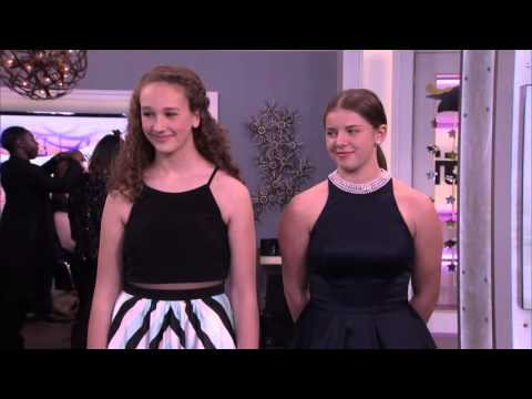 Age-appropriate Grade 8 grad dresses
