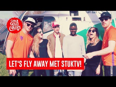 #47 Helicopter battle met StukTV op Bevrijdingsdag - FrisChicks