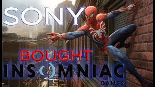 Sony Officially Buys Insomniac Games! This Studio Is Better Than All Of Xbox's New Studios!