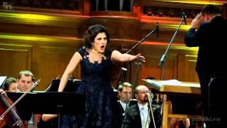 Dinara Alieva - Pace, pace, mio Dio (Moscow Conservatory, Dec 07 2015)