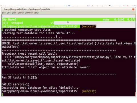 Outside in TDD and Unit Test Isolation with Python, Django and Selenium