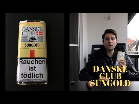 Pfeifentabak : Danske Club Sungold