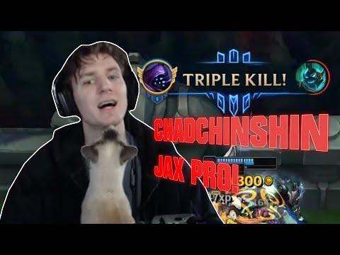 Chadchinshin: MORE AND MORE JAX! - Streamhighlights