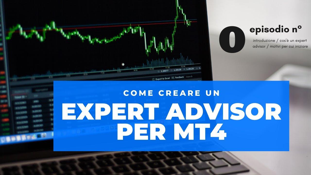 trading automatico mt4 tecniche di trading forex