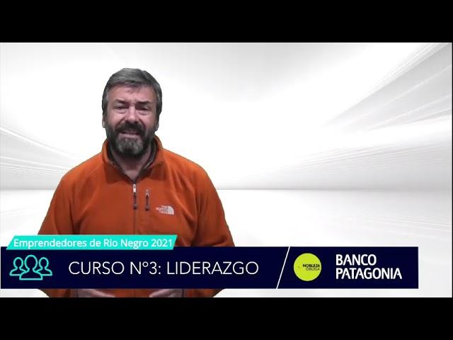 CURSO 3: LIDERAZGO (video 1)