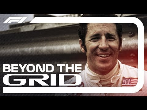 Mario Andretti Interview | Beyond The Grid | Official F1 Podcast