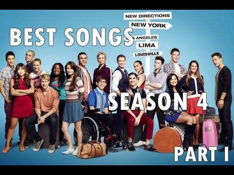 Glee - Best  songs : Season 4 (part 1)