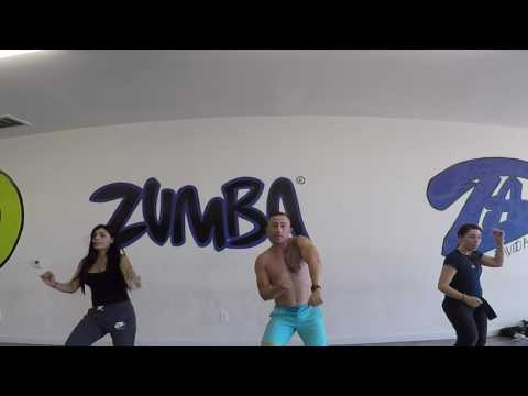 Mi Gente – J Balvin & Willy William *Zumba Choreography* David Aldana