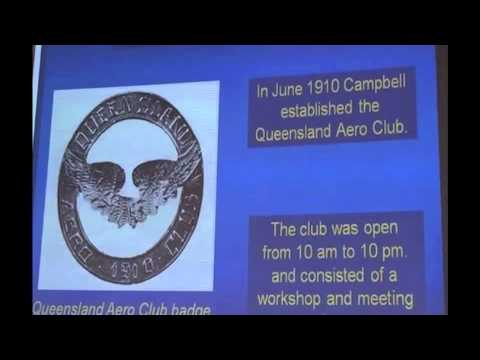 Charles Lindsay Campbell, pioneer Australian aviator
