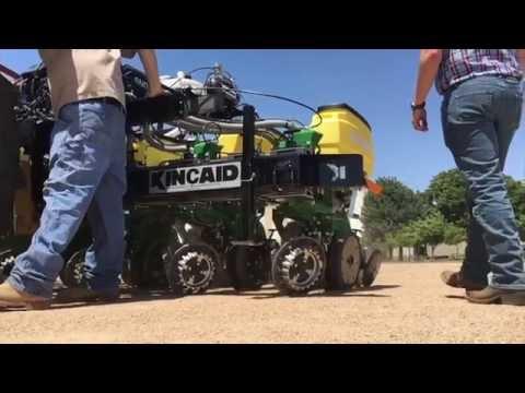 Testing @ Kincaid Equipment MFG