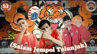 EMINEMSI HIPHOP - SAJETE (Official Lyric Video) Anthem For PERSIJA JAKARTA
