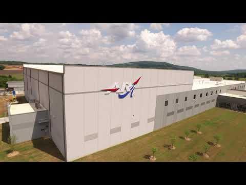 Aerojet Rocketdyne Manufacturing B-Roll